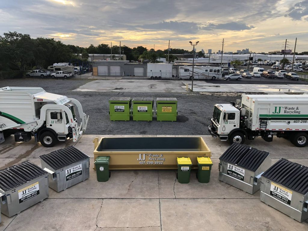JJ's Waste & Recycling commences operations in the USA