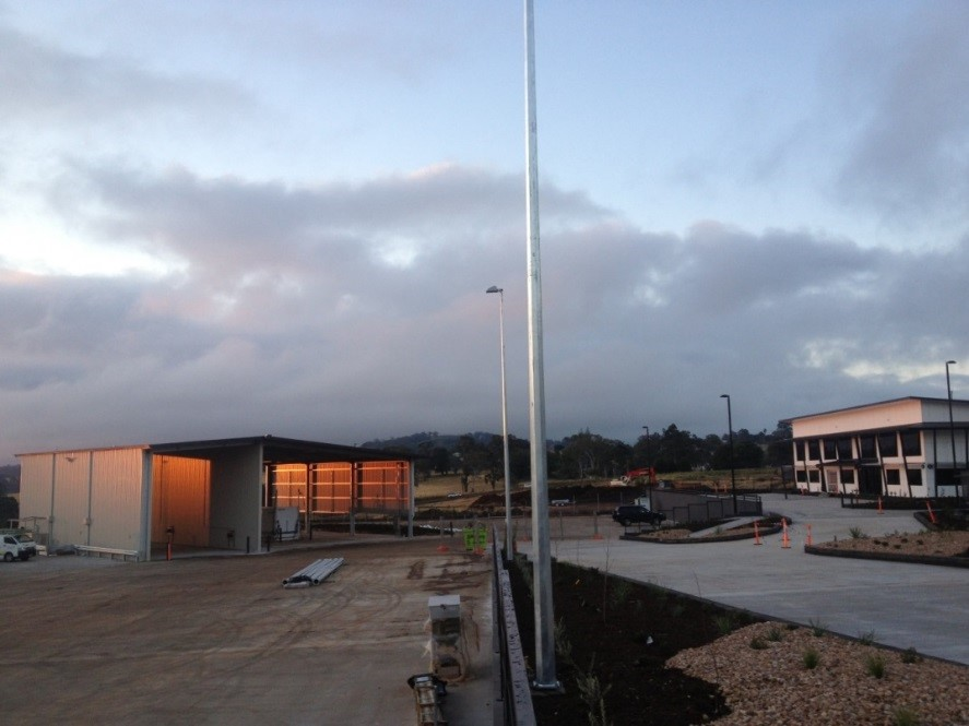 New Toowoomba Depot and Transfer Station